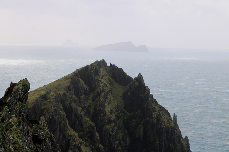 View from the Signal Tower on Ceann Sibéal